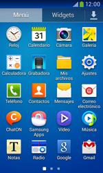 Samsung S7580 Galaxy Trend Plus - Mensajería - Configurar el equipo para mensajes de texto - Paso 3