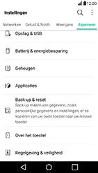 LG X Power - Device maintenance - Back up - Stap 6