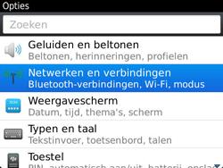 BlackBerry 9720 Bold - Netwerk - Gebruik in het buitenland - Stap 4