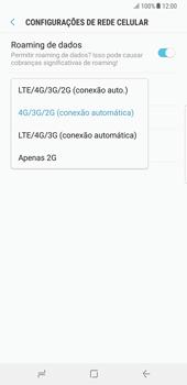 Samsung Galaxy Note 8 - Internet no telemóvel - Como ativar 4G -  7