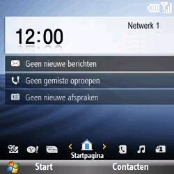 Samsung B7330 Omnia Pro - Bellen - in het buitenland - Stap 12