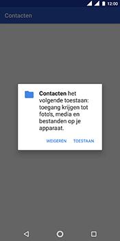 Nokia 5.1 - Contactgegevens overzetten - delen via Bluetooth - Stap 8