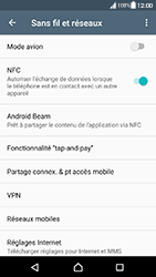 Sony Xperia XA (F3111) - Android Nougat - Réseau - Activer 4G/LTE - Étape 5