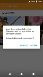 Sony Xperia XZ1 - Photos, vidéos, musique - Envoyer une photo via Bluetooth - Étape 14