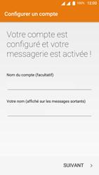 Wiko Lenny 3 - E-mail - Configuration manuelle - Étape 20