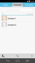 Huawei Ascend P7 4G (Model P7-L10) - Contacten en data - Contacten kopiëren van toestel naar SIM - Stap 4