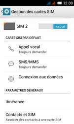 Alcatel OT-4033X Pop C3 - Internet - Utilisation à l