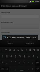 HTC Desire 601 - E-mail - Handmatig instellen - Stap 19