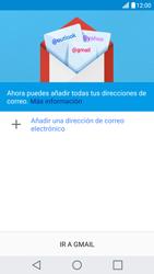 LG G5 - E-mail - Configurar Gmail - Paso 5