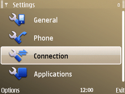Nokia E72 - MMS - Manual configuration - Step 5
