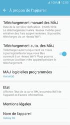 Samsung Samsung G920 Galaxy S6 (Android M) - Appareil - Mises à jour - Étape 6