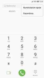 Samsung Galaxy Xcover 4 - Messagerie vocale - Configuration manuelle - Étape 5