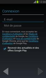 Samsung I8190 Galaxy S III Mini - E-mail - Configuration manuelle (gmail) - Étape 10