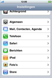 Apple iPhone 3G S - MMS - probleem met ontvangen - Stap 4