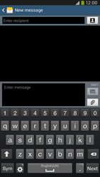 Samsung I9205 Galaxy Mega 6-3 LTE - Mms - Sending a picture message - Step 4