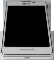 LG Optimus L5 II - Primeros pasos - Quitar y colocar la batería - Paso 8