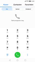 Huawei P8 Lite 2017 (Model PRA-LX1) - Voicemail - Handmatig instellen - Stap 3