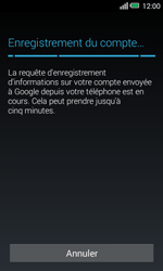 Alcatel OT-5050X Pop S3 - Premiers pas - Créer un compte - Étape 24