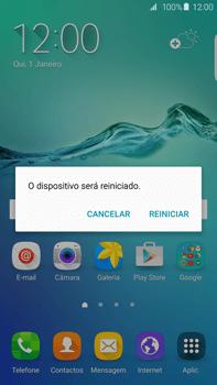 Samsung Galaxy S6 Edge + - Internet no telemóvel - Configurar ligação à internet -  27