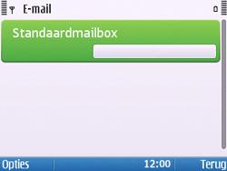Nokia E5-00 - E-mail - handmatig instellen - Stap 6