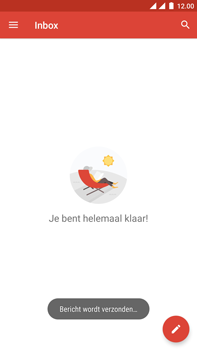 OnePlus 3 - Android Oreo - E-mail - e-mail versturen - Stap 15