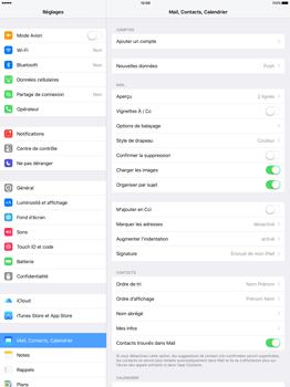 Apple iPad Pro 12.9 (1st gen) - iOS 9 - E-mail - Configuration manuelle - Étape 4