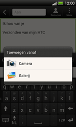 HTC C525u One SV - E-mail - Hoe te versturen - Stap 13