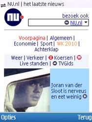 Nokia C5-00 - Internet - hoe te internetten - Stap 13