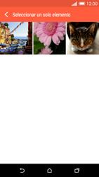 HTC One M8 - Mensajería - Escribir y enviar un mensaje multimedia - Paso 17