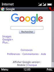 Nokia 3310 - Internet et connexion - Naviguer sur internet - Étape 7