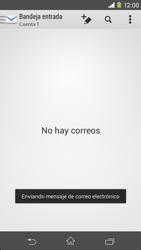 Sony Xperia M2 - E-mail - Escribir y enviar un correo electrónico - Paso 15