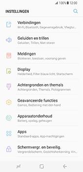 Samsung Galaxy S8 (G950) - Bluetooth - Aanzetten - Stap 3