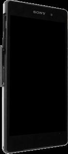Sony Xperia Z2 - Premiers pas - Découvrir les touches principales - Étape 7