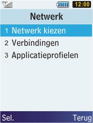 Samsung C3350 Xcover 2 - Netwerk - gebruik in het buitenland - Stap 7
