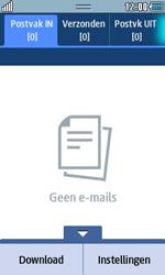 Samsung S7230E Wave TouchWiz - E-mail - Handmatig instellen - Stap 10