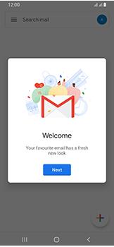 Samsung Galaxy A40 - E-mail - Manual configuration (gmail) - Step 15
