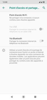 Xiaomi Mi A2 Lite - Internet - comment configurer un point d'accès mobile - Étape 6