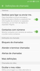 Samsung Galaxy S6 Android M - Chamadas - Como bloquear chamadas de um número -  6