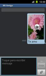 Samsung I8160 Galaxy Ace II - Mensajería - Escribir y enviar un mensaje multimedia - Paso 15