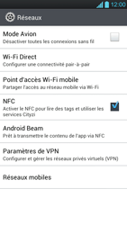 LG P880 Optimus 4X HD - Internet - Configuration manuelle - Étape 5