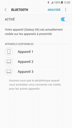 Samsung Galaxy S6 - Android Nougat - Bluetooth - connexion Bluetooth - Étape 9