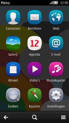 Nokia 808 PureView - Voicemail - Handmatig instellen - Stap 3
