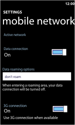 Nokia Lumia 710 - Internet - Manual configuration - Step 6