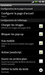 HTC S510e Desire S - Internet - Configuration manuelle - Étape 15