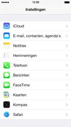 Apple iPhone 5 iOS 7 - MMS - probleem met ontvangen - Stap 7
