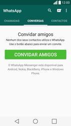 LG C70 / SPIRIT - Aplicações - Como configurar o WhatsApp -  12