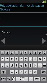 Samsung Galaxy Note 3 - Premiers pas - Créer un compte - Étape 18