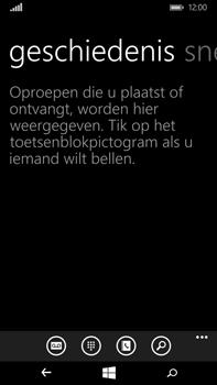 Microsoft Lumia 640 XL - Voicemail - Handmatig instellen - Stap 4