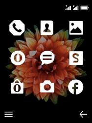 Nokia 3310 - Photos, vidéos, musique - Créer une vidéo - Étape 3