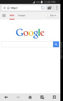 Samsung N915FY Galaxy Note Edge - Internet - Internet browsing - Step 5